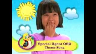 getlinkyoutube.com-Special Agent Oso - Theme Song with Kids