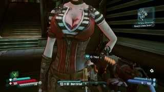 getlinkyoutube.com-Borderlands: The Pre-Sequel - Walking in on Moxxi Out of Character
