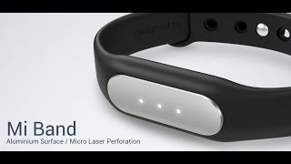 MI Band Application Download and install !! Pairing !!