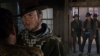 getlinkyoutube.com-For a Few Dollars More - Clint Eastwood's Entrance (1965 HD)