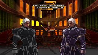 [KOF Memorial Lv.2 UM] Real Zero vs Boss Original Zero
