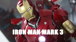 getlinkyoutube.com-(Video Review)Hot Toys - IRON MAN MARK 3(DIE-CAST) [HD]