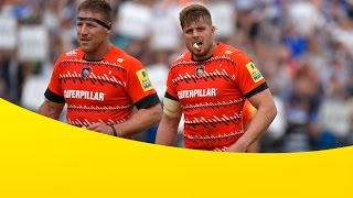 Leicester Tigers Aviva Premiership 2015/16  Preview: