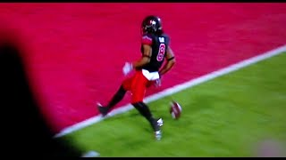 getlinkyoutube.com-Utah's Kaelin Clay Drops Ball Before Endzone, Oregon Scores On Fumble Return