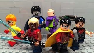 getlinkyoutube.com-Lego Young Justice