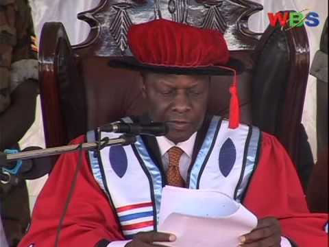 Kabaka on Education taarifa