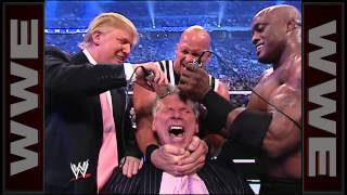getlinkyoutube.com-Bobby Lashley vs. Umaga - Battle of the Billionaires Match: WrestleMania 23