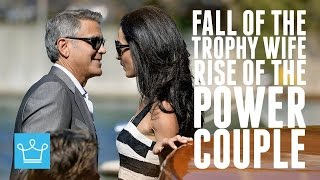 getlinkyoutube.com-The Fall Of The 'Trophy Wife' And Rise Of The 'Power Couple'