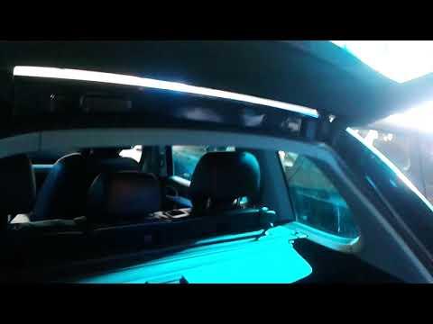 Видео: Как открыть багажник Porsche Cayenne, Порше Кайен
