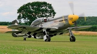 "getlinkyoutube.com-80% SCALE STUART M1P-51D THUNDER MUSTANG ""LIL DARLIN"" CHEVY V8 POWER PLANT WILLIS WARBIRDS MEET 2015"