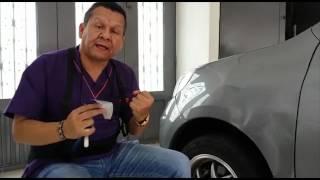 getlinkyoutube.com-DENT MASTER. Reparar, arreglar, remover, sacar golpes sin pintar en vehículos / autos