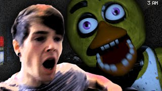getlinkyoutube.com-FELL OFF MY CHAIR! | Five Nights At Freddy's 2