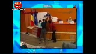 getlinkyoutube.com-Cronica Carcotasilor 07.09.2005 (Balbe si tampenii televizate)