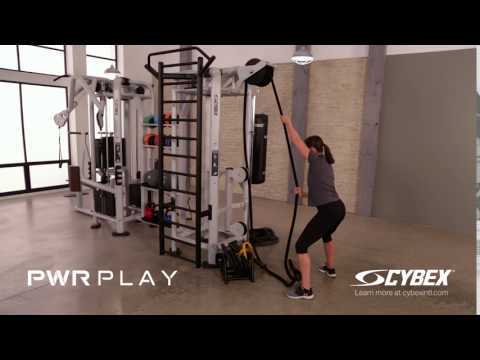 Cybex PWR PLAY - Alternating Slow Pull Facing In