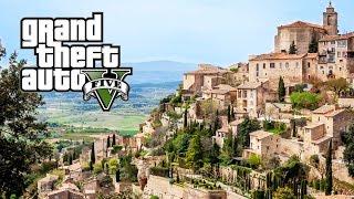 getlinkyoutube.com-GTA 5 MOD VITA REALE #28 - vacanza in FRANCIA!