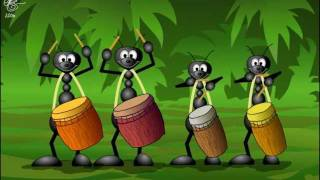getlinkyoutube.com-African Ants - Congratulations eCard