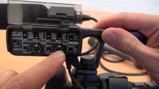 Beginner's Guide to Using Sony NX-30 Video Camera - Part 03