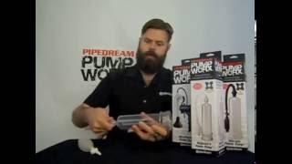 How to use a penis pump