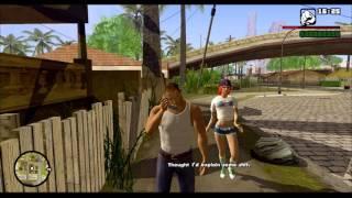 getlinkyoutube.com-Grand Theft Auto San Andreas Remastered Version PC Gameplay 1080p HD