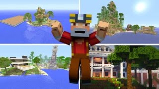 getlinkyoutube.com-Survival Island Recap - 4 Seasons of Fun!