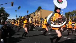 getlinkyoutube.com-京都橘高校 吹奏楽部 ローズパレード2012