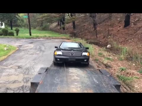 Гараж по реставрации античных авто из Англии в США | Dessant Transport