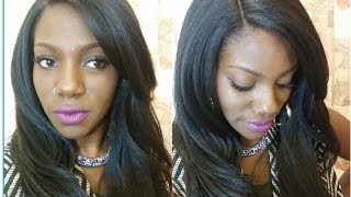 Outre Natural Yaki 18 Wig