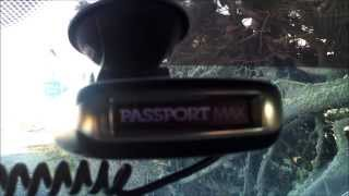 getlinkyoutube.com-Escort Passport MAX ver 1.7 firmware retest