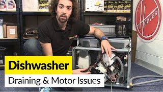 getlinkyoutube.com-How to Diagnose Draining and Motor Problems in a Dishwasher