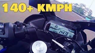 2017 Yamaha R15 V3 | Top Speed | Engine Sound