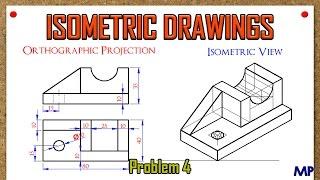 Isometric Views Problem 4