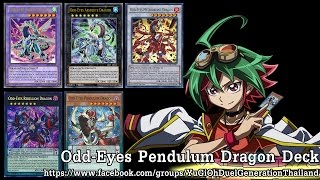 getlinkyoutube.com-Yu-Gi-Oh! Duel Generation Odd-Eyes Pendulum Dragon Deck