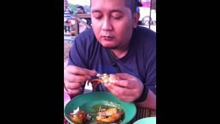 getlinkyoutube.com-Gara gara food reviewnya matkiding-my brother and I berkunjung ke BKT seafood-enakkkk