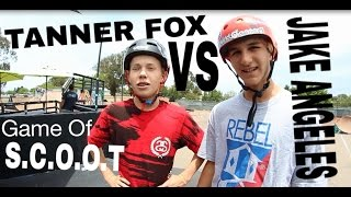 getlinkyoutube.com-Game Of Scoot | Tanner Fox VS Jake Angeles