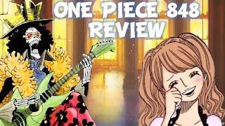 getlinkyoutube.com-Reviews: One Piece Chapter 848