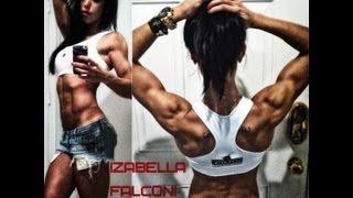 getlinkyoutube.com-BELLA FALCONI HD FEMALE FITNESS MOTIVATION 2013