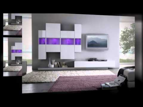 Modern Wall Units | Gallery 2011 Collection | Designer Modern Furniture