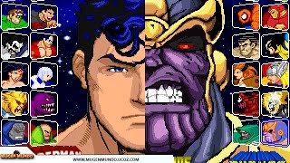 getlinkyoutube.com-Dc vs Marvel  - Game Completo (BR)
