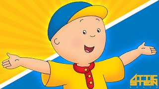 1 HOUR LONG: CAILLOU THEME SONG REMIX [PROD. BY ATTIC STEIN]