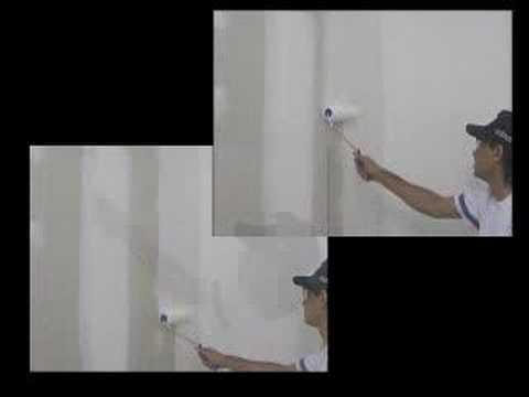 Knauf - malowanie płyt gipsowych