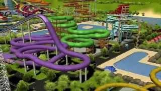getlinkyoutube.com-RCT3 Roller Coaster Tycoon 3- Waterworld