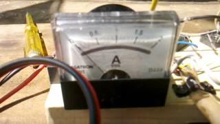 getlinkyoutube.com-ทดสอบชาร์จแบตเตอรี่ Stirling Engine