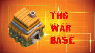 getlinkyoutube.com-Clash Of Clans  =TH6 WAR BASE=Speed Build 2015