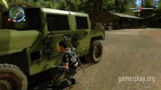getlinkyoutube.com-Just Cause 2: HD video game 'gameplay' trailer - PS3 X360
