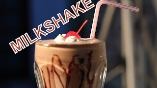 getlinkyoutube.com-Como fazer Milkshake de chocolate #10