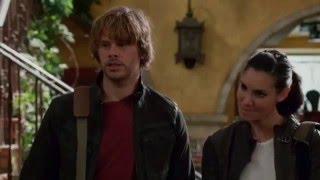 getlinkyoutube.com-NCIS: Los Angeles 7x14 Densi Scenes - Moving in Together and Densi Kiss