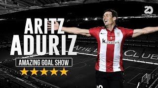 getlinkyoutube.com-Aritz Aduriz ● Goal Show ● 2015/16 ● Athletic Bilbao