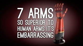 getlinkyoutube.com-7 Arm Upgrades So Superior to Regular Human Arms It's Embarrassing
