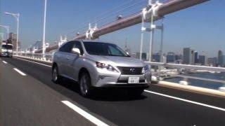 getlinkyoutube.com-レクサス RX450h 試乗インプレッション