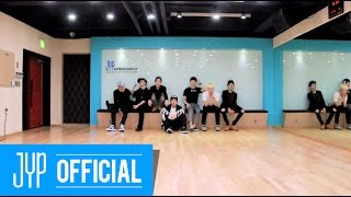 """getlinkyoutube.com-GOT7 """"Stop stop it(하지하지마)"""" Dance Practice #2 (Crazy Boyfriend Ver.)"""